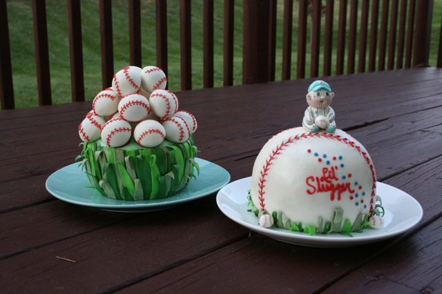 Cakes By Jyl Baseball Baby Shower Cake