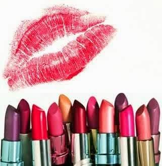 Memilih Warna Lipstik