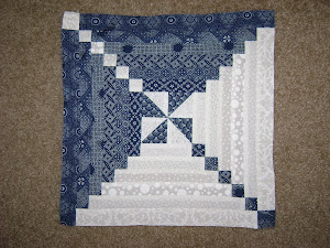 January Quilt Square Quilt Along