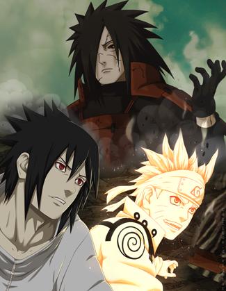Naruto Shippuden Audio Espa�ol
