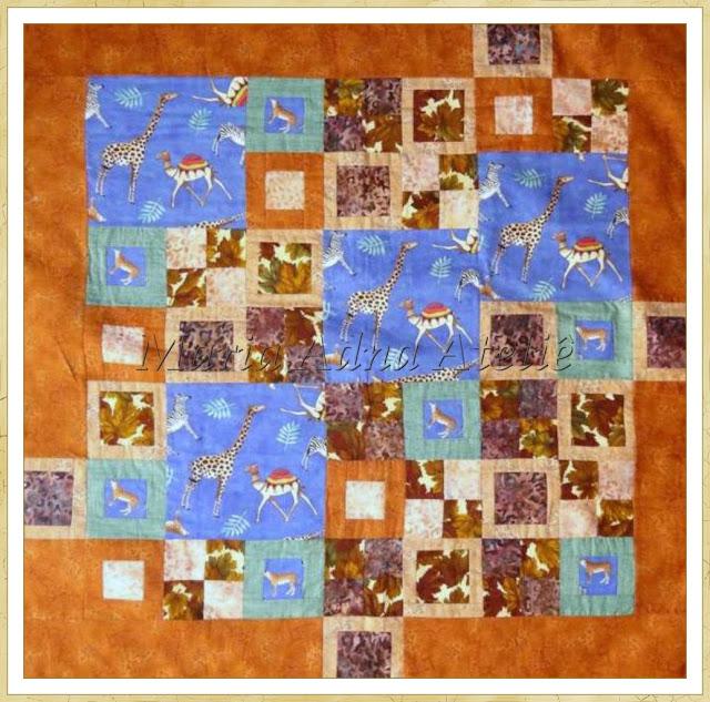 Patchwork, panô, panô patchwork, panôs patchwork, Minuano Editora, Revista Patchwork, Maria Adna, Publicado revista