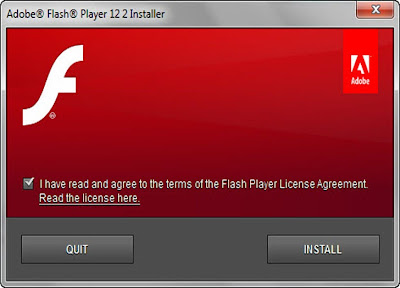 flash player stand alone