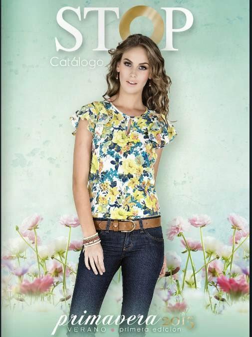 Stop Catalogo Primavera 2015