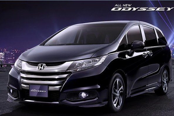 Honda All New Odyssey