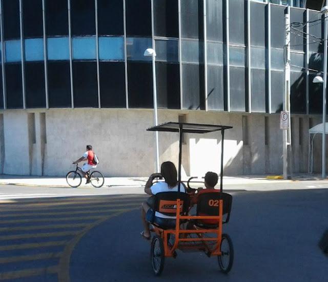 cuidados ao andar de bicicleta