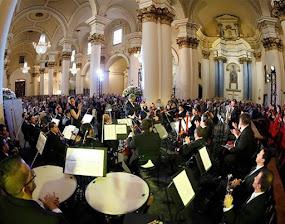 Hasta el 6 de octubre Festival de Música Sacra en Bogotá