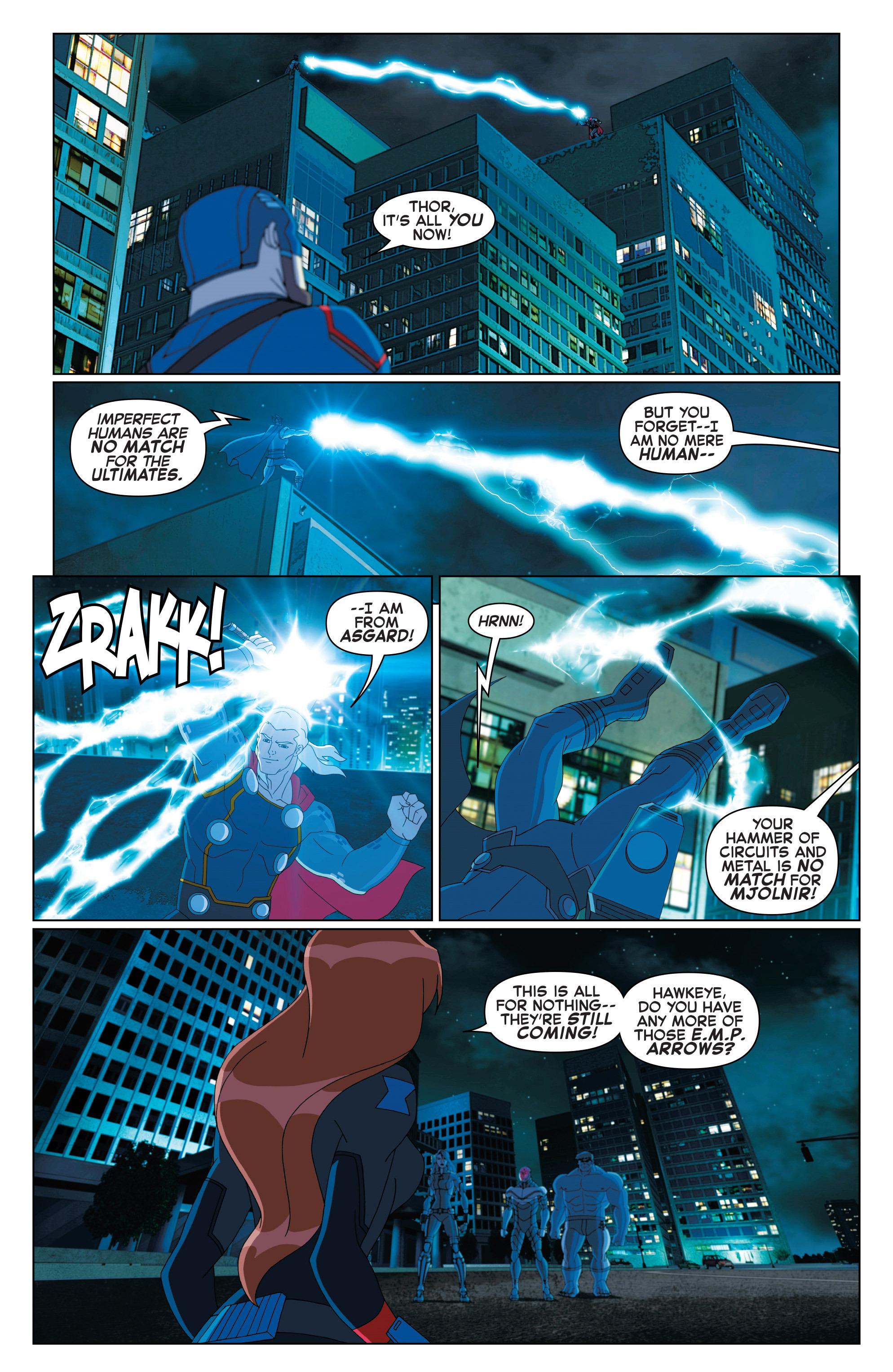 Read online Marvel Universe Avengers: Ultron Revolution comic -  Issue #2 - 18
