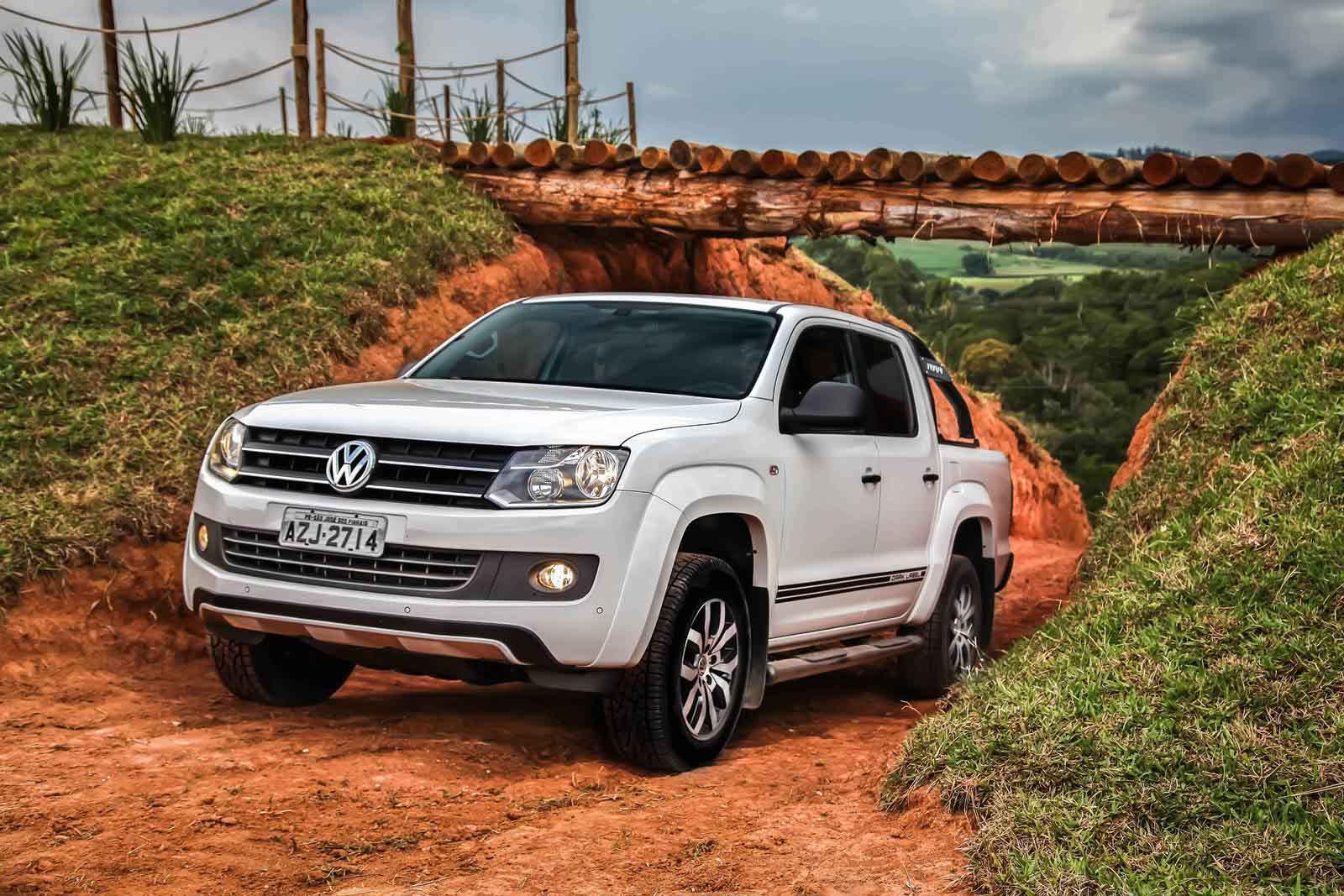 Volkswagen Amarok 2015 Dak Label
