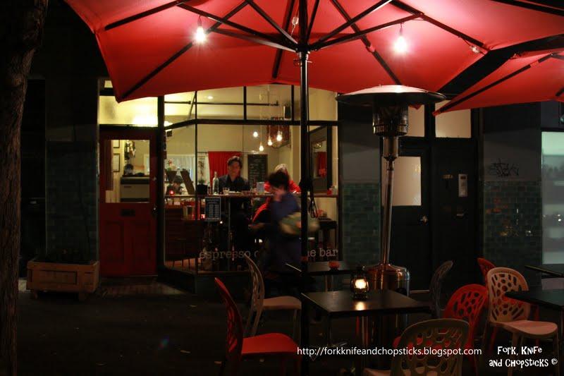 Red Door Cafe Bedfordview Menu