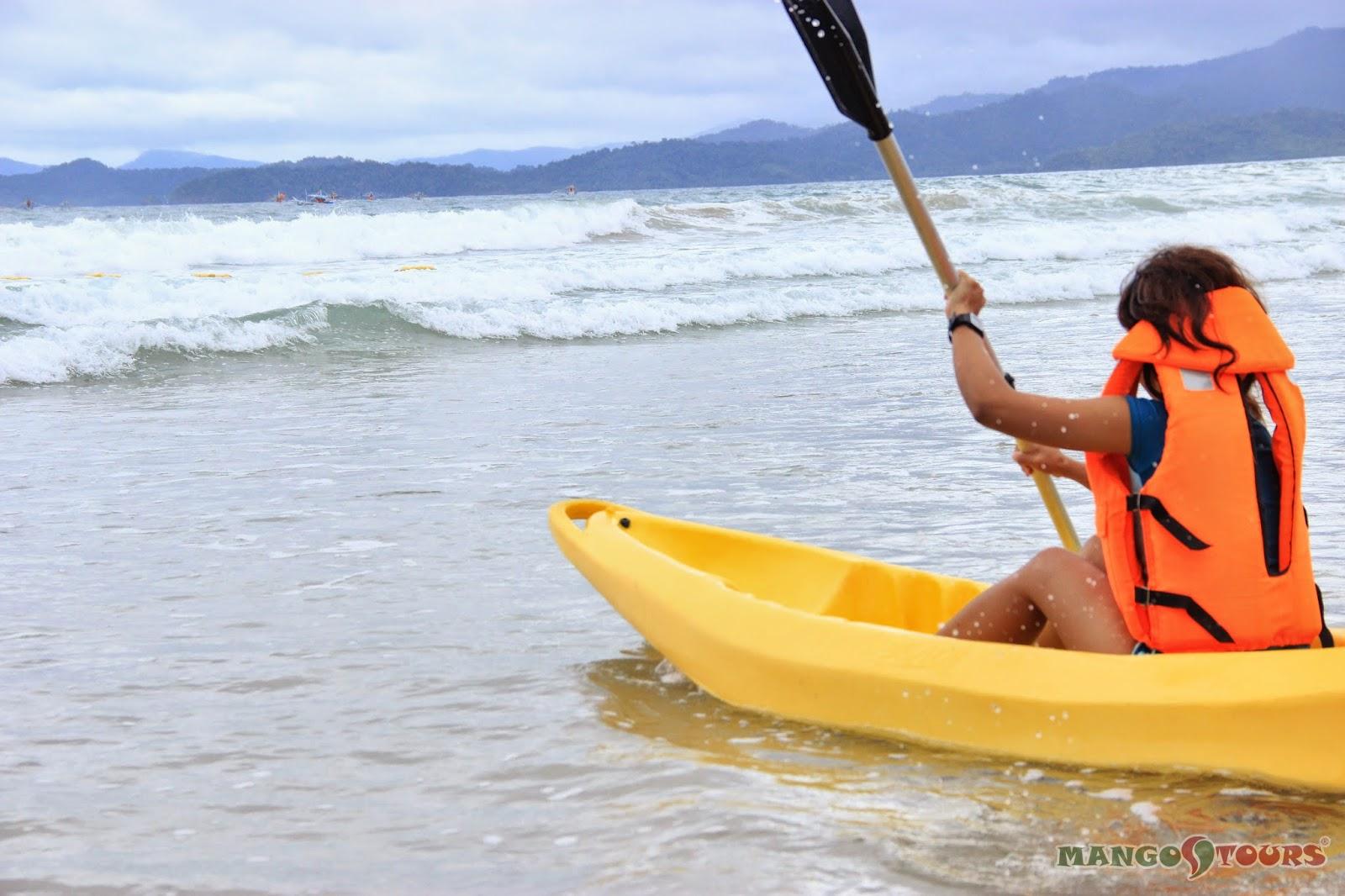 Mango Tours Philippines Sheridan Beach Resort & Spa Puerto Princesa Palawan Water Sports Activity