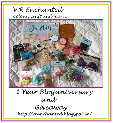 V R Enchanted Giveaway