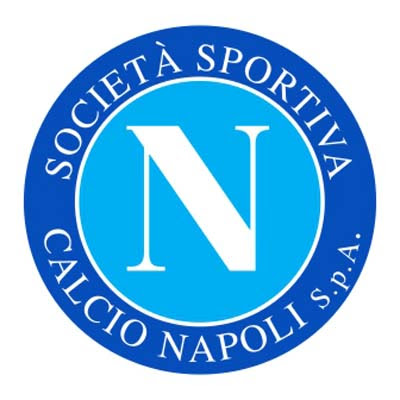 Napoli Logo Vector Liga Seri A Italia