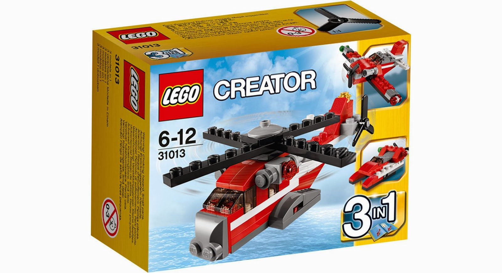 Philippine Bricksters Top 5 Lego 174 Creator 3 In 1 Sets For
