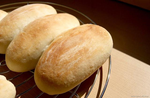 How To Shape Bread Dough Into Hot Dog Buns