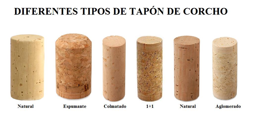 Tapones de corcho para botellas de vino corcho del vino - Propiedades del corcho ...