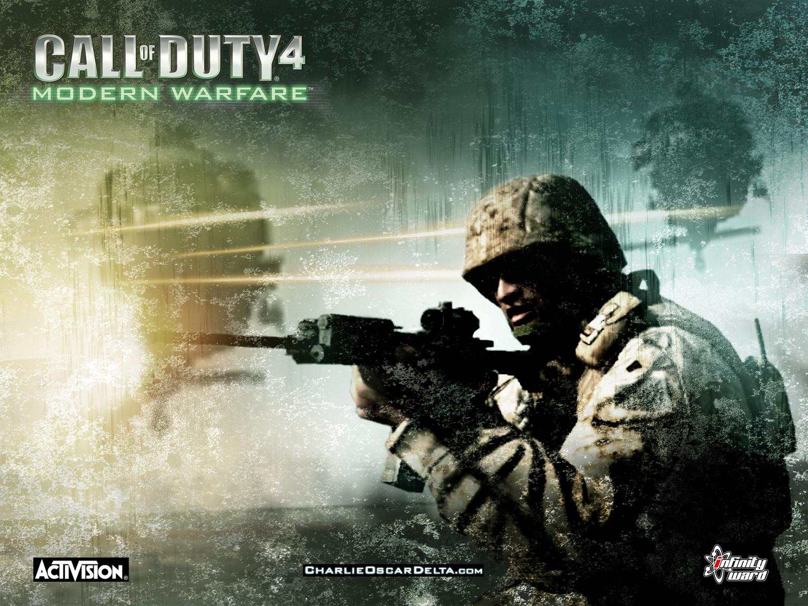 Call of duty modern warfare 2 multiplayer скачать торрент - 3d