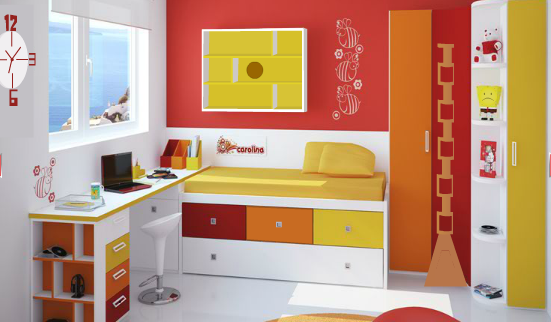 Games2Rule Colorful Room …