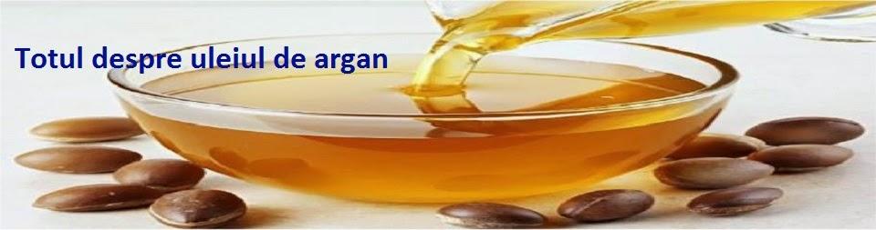 Totul despre uleiul de argan