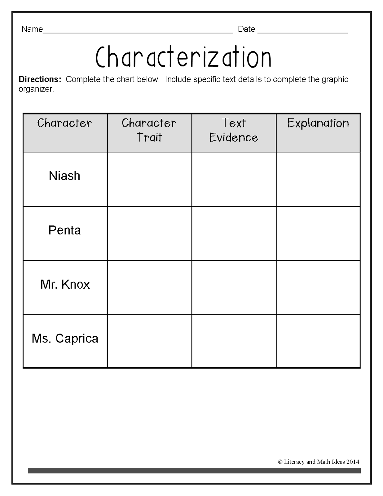 worksheet Reading Comprehension Worksheets High School character worksheets for high school story science reading comprehension free worksheets