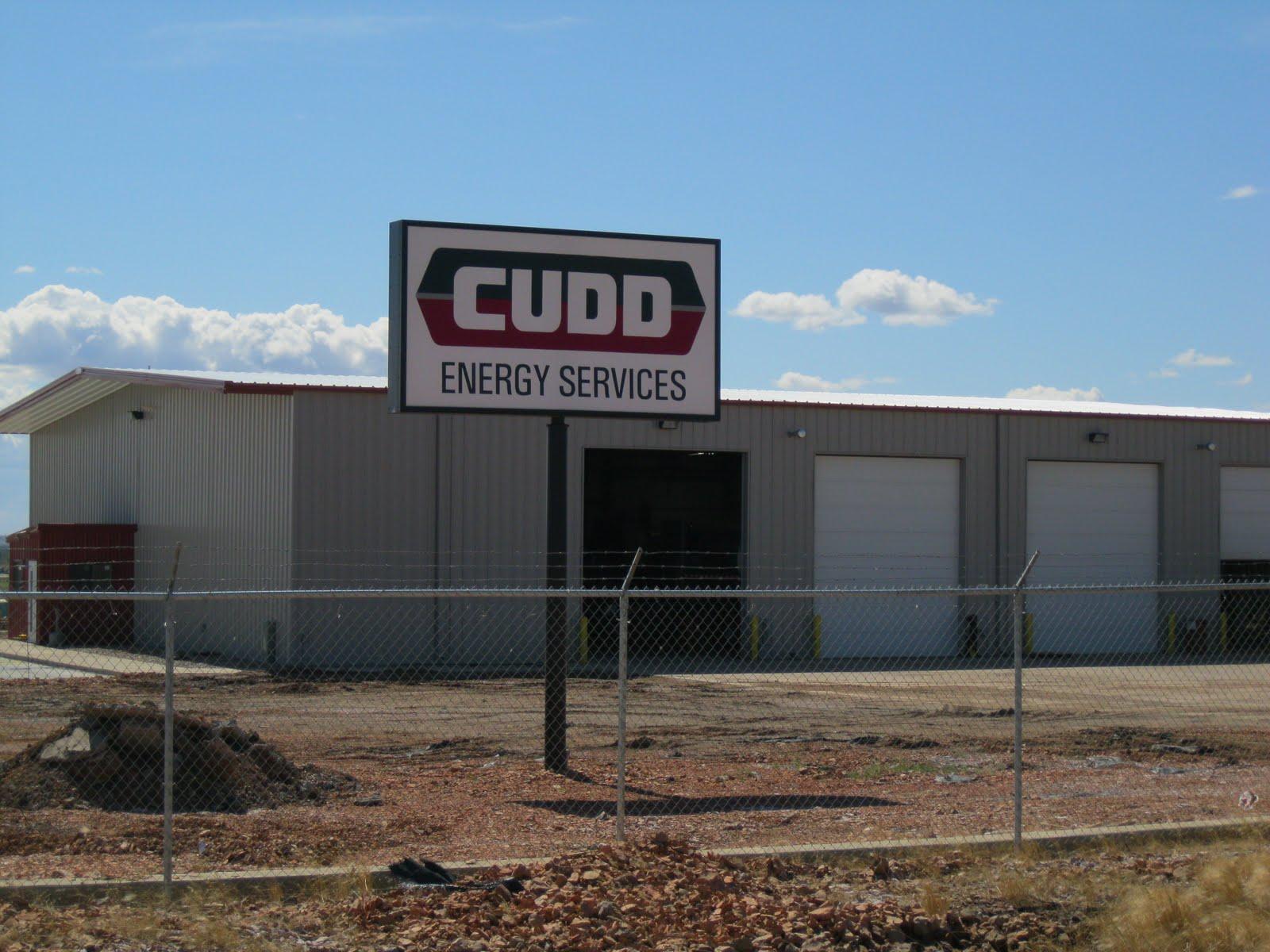 Cudd Energy Services Williston Nd - Ace Energy