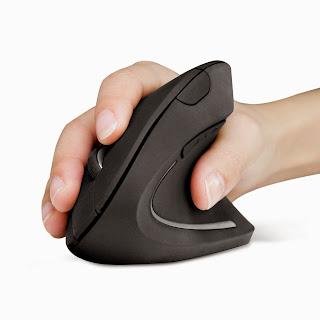 Pengertian Mouse Komputer (Ergonomic Mouse)