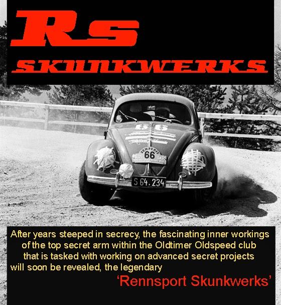 rennsport Skunkwerks split