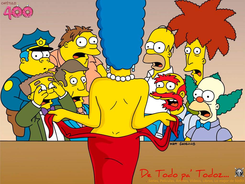 Series Escenas Censuradas De Los Simpsons