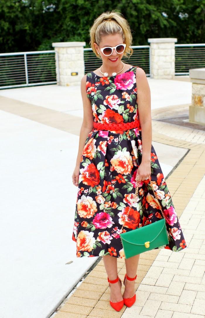 Chicwish Rose Dress