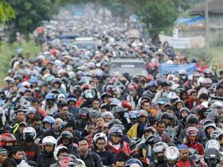 Info Arus Balik Lebaran 2013