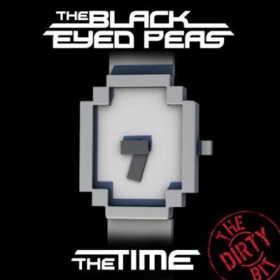 Black Eyed Peas Album Cover 2010. Black Eyed Peas - The Time