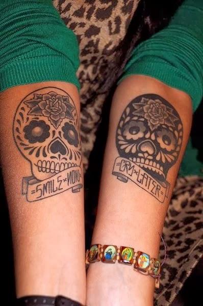 The Best Skull Tattoos (Gallery 1)