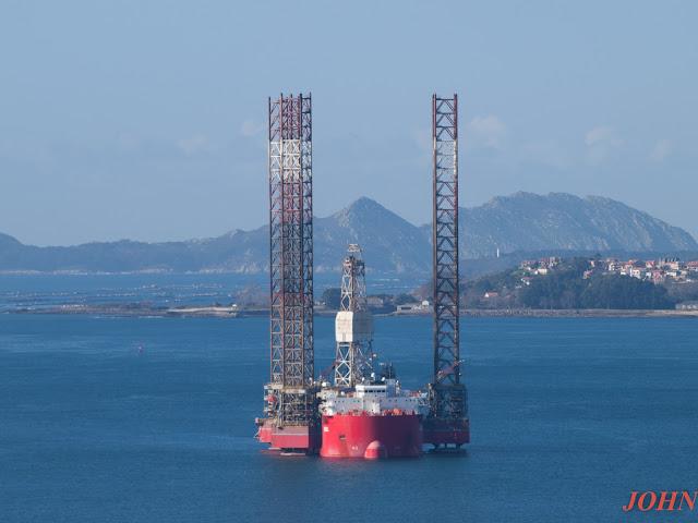 Fjell, Vigo, fotos de barcos, ships photos