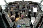 Cockpit B-737
