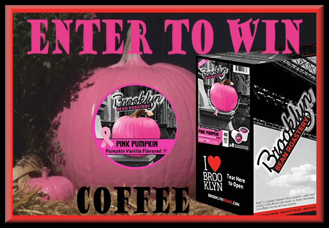 Breast Cancer Awareness Coffee Giveaway