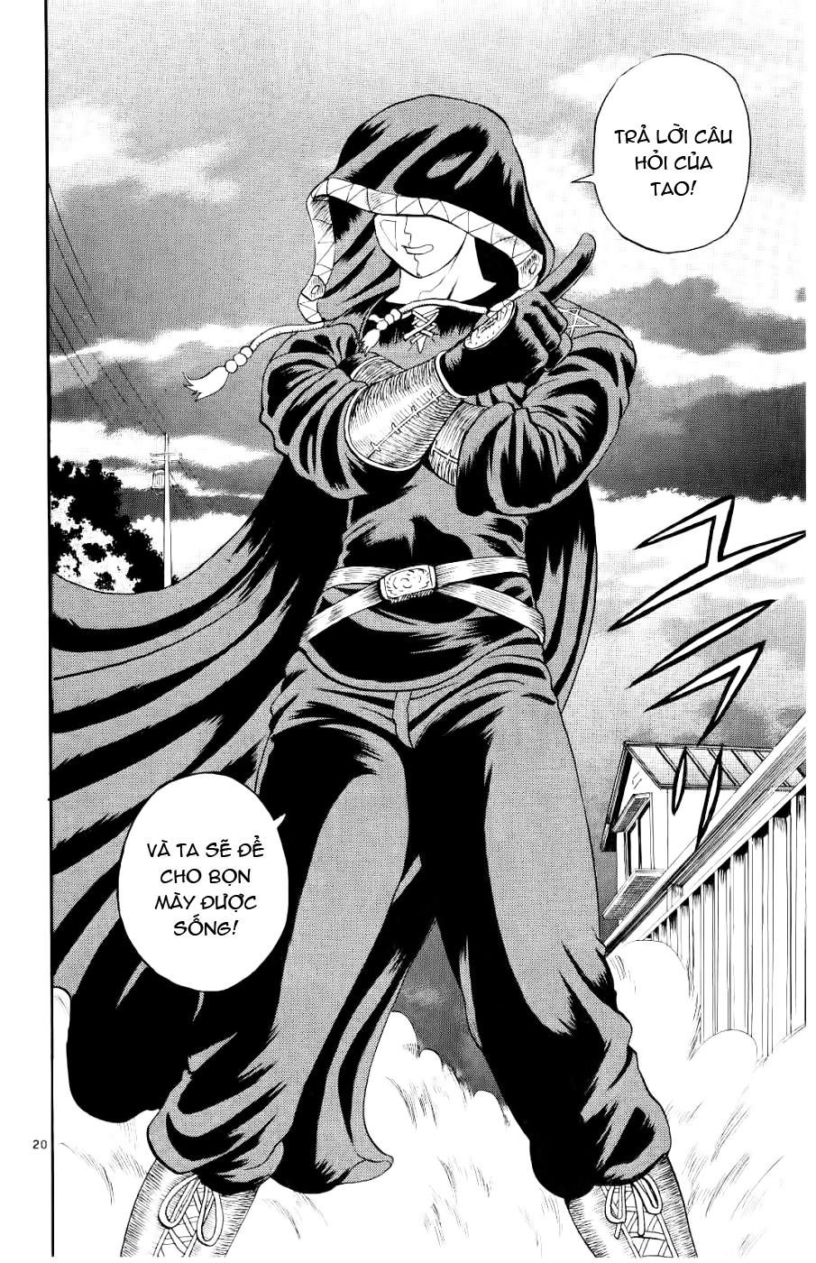 Kenichi trang 22