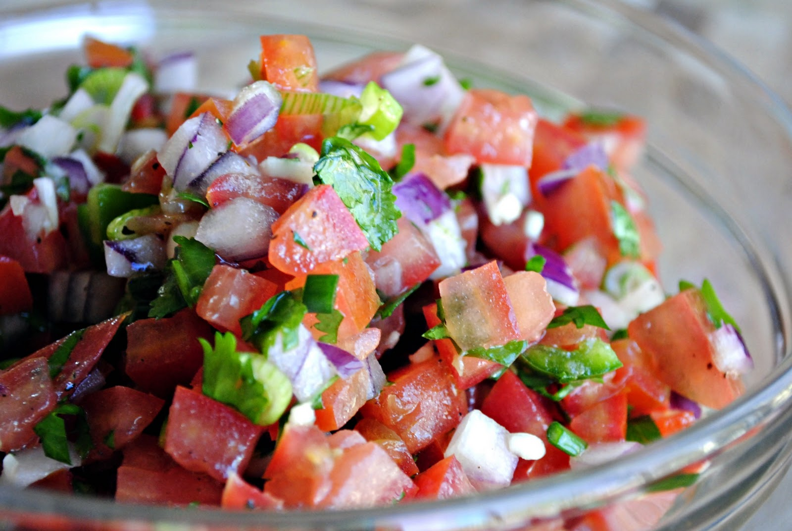 Simply Scratch Pico de Gallo - Simply Scratch