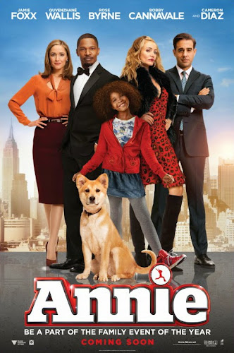 Annie (BRRip 1080p Dual Latino / Ingles) (2014)