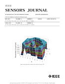 Trabajo Seleccionado para la portada de la revista IEEE SENSORS JOURNAL Vol. 10 No. 5-6