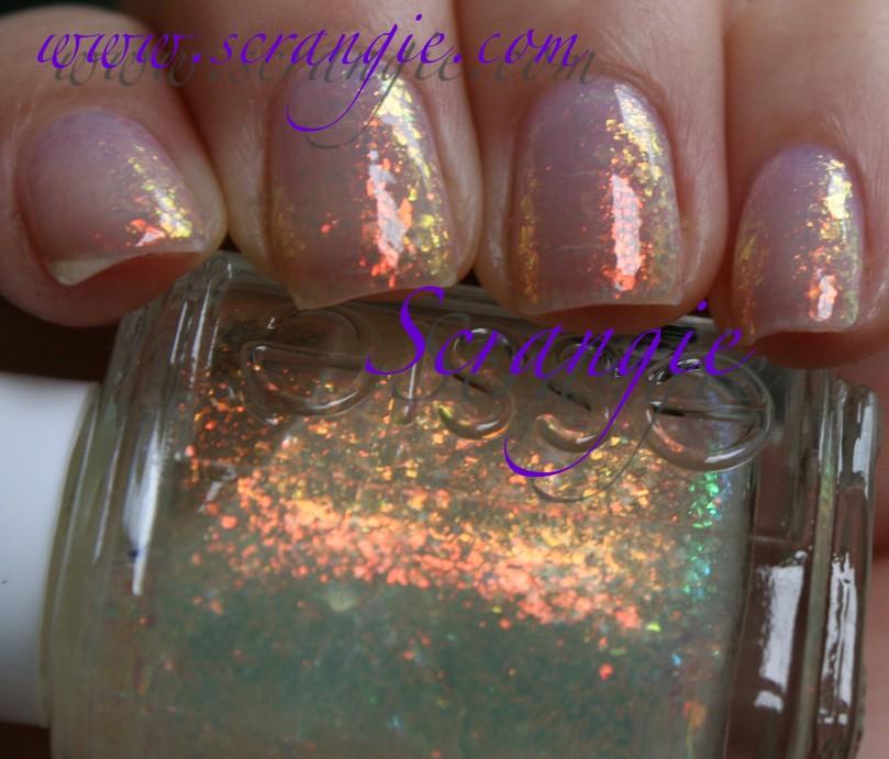 Scrangie Essie Luxeffects Glitter Topcoat Collection