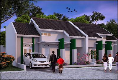 Model Rumah Type 21 Minimalis