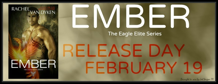 Release Day Launch: Ember by Rachel Van Dyken