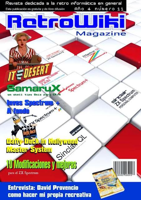 RetroWiki Magazine Nro 11 - El Inves investigado