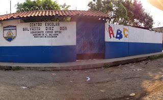 ESCUELA SALVADOR DIAZ ROA
