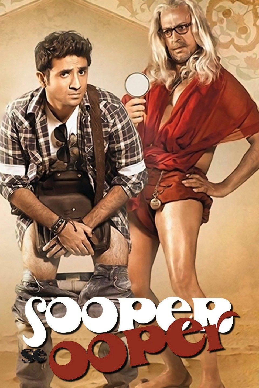 Sooper Se Ooper (2013) Hindi 350MB DVDRip 480p x264 ESubs