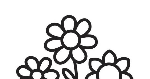 flower vase coloring pages flower coloring page flowers