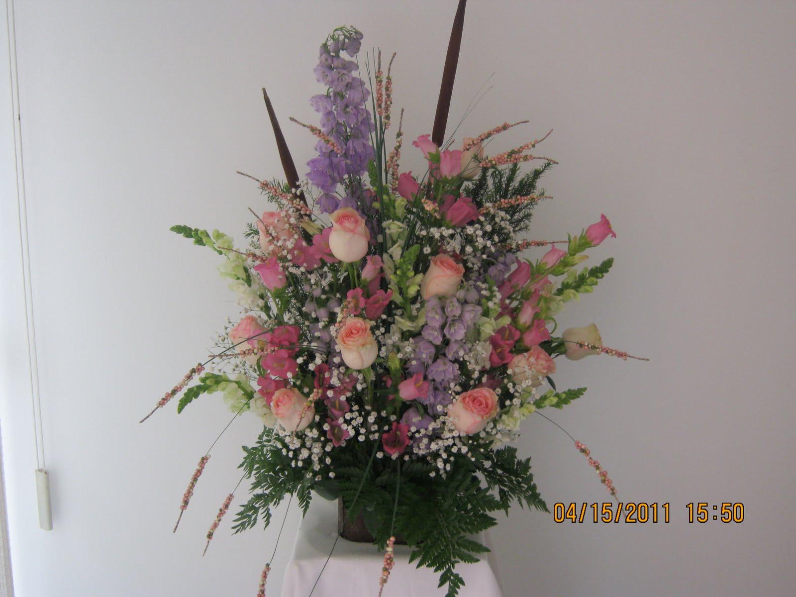 Arreglos florales para 15 aos centros de mesa artificiales - Arreglos florales artificiales centros de mesa ...