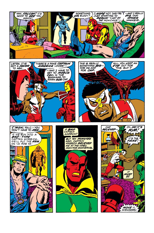 Captain America (1968) Issue #154 #68 - English 20