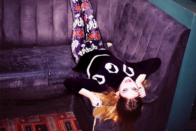 lazy oaf autumn / winter '12 lookbook