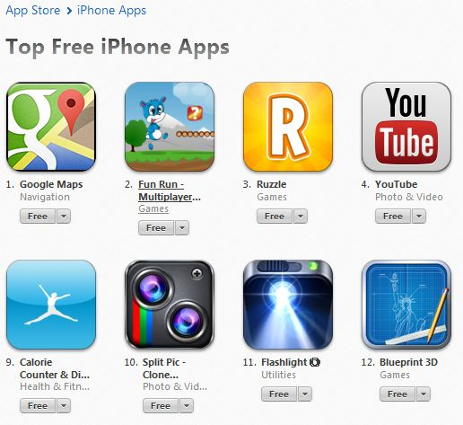 How to create an itunes store account without a credit card carlo free apps itunes store step 3 malvernweather Images