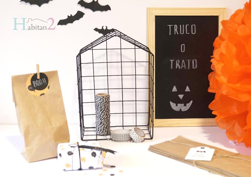 Regalo imprimibles para Halloween by Habitan2